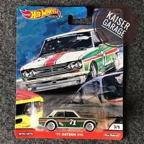 Hot Wheels : �71 Datsun 510 Door Slammers