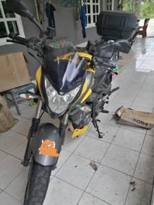 Ns200 Kuning / Yellow