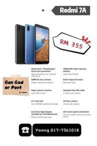 Xiaomi Redmi 7a 2gb+32gb Original Set