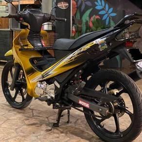 2014 Yamaha 125ZR