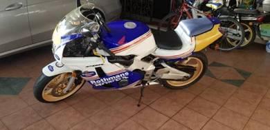 Honda cbr400rr nc29 rothmans design zxr400 gsxr400