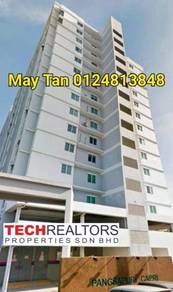 Best Investment Butterworth Capri Park Seaview unit near Sg Nyior Toll