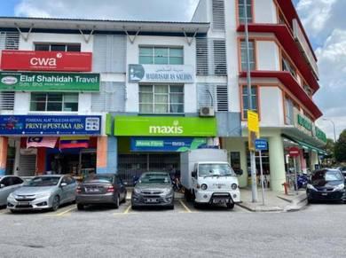 SHOPLOT OFFICE Dataran Dwitasik Bandar Sri Permaisuri Tun Razak Cheras