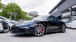 Used Porsche 911 Carrera 4S for sale