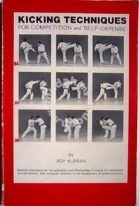 Kicking Techniques
