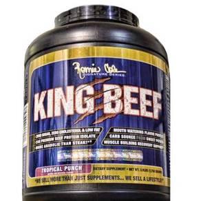 Ronnie King Beef Protein whey Isolate (Zero Sugar)