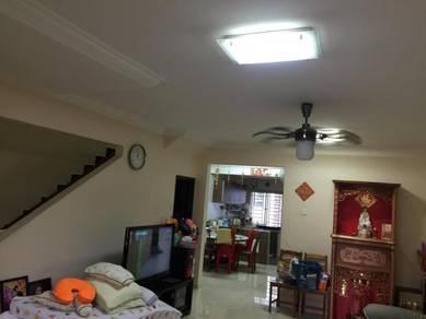 Bandar Damai Perdana Double Storey Cheras