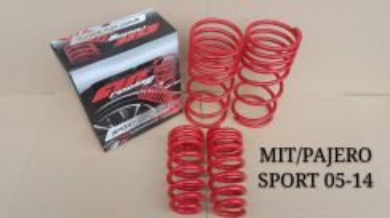AR Racing Sport Spring For Mitsubishi Pajero Sport