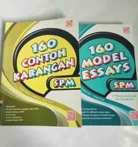 Model Essays + Contoh Karangan