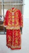 Wedding traditional Kua and accessories