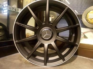 Mercedes amg 178 18inc rim for e class c class