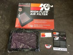 K&n drop in filter for camry ac40 acv50