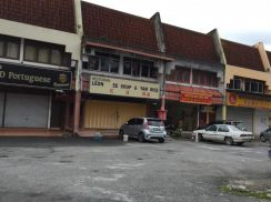 2-sty 24x80 shop office, Taman Rasah Jaya, Seremban