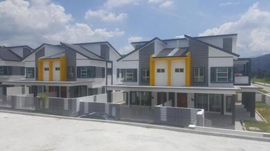 24 units Double Storey SemD Taman Aor Damai, Air Kuning