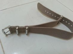 Imported Nato Strap for watch: 18mm