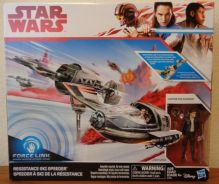 Star Wars The Last Jedi Resistance Ski Speeder