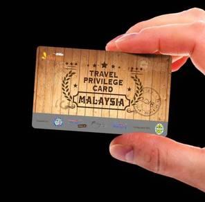Travel privilege card (malaysia)