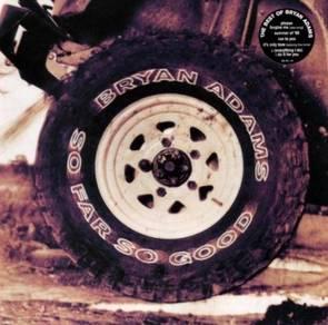 IMPORTED CD BRYAN ADAMS So Far So Good