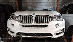 BMW X5 F15 2015 3.0 N57 Engine Gearbox Body Parts