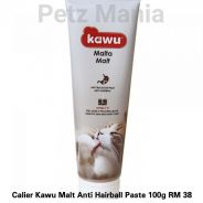 Calier Kawu Malt Anti Hairball Paste 100g