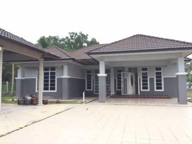 Rumah untuk dijual di Kg Pengkalan Atap, Batu Rakit, Kuala Nerus