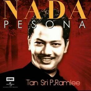 CD TAN SRI P.RAMLEE Nada Pesona 2CD