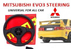 EVO3 Steering LEATHER MOMO FOR WIRA ISWARA OFFER 2