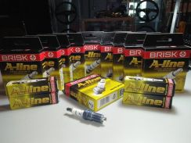 Brisk Spark Plug - A-Line