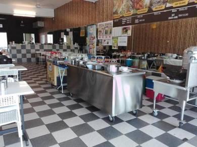 Restoran untuk DiJual