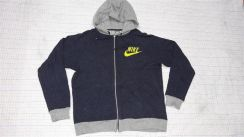 NIKE SWEATER HOODED hip hopsize M