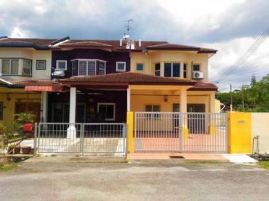 [ Corner Unit ] Double Storey Terrace #Bandar Springhill #Port Dickson