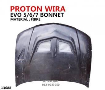 PROTON WIRA EVO 5 Bonnet Fibre