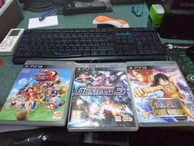 ORIGINAL BLURAY PS3 Games