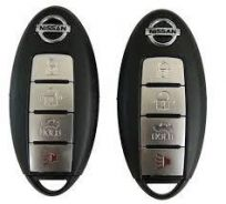 Nissan Almera Duplicate remote key Smart
