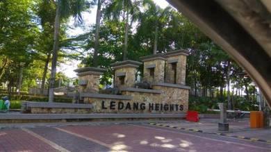 Leisure Farm Bungalow Land Ledang Heights Nusajaya Johor