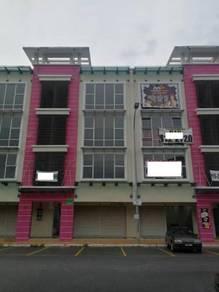 4 Storey Shop Office Seria 88 Business Centre Bandar Setia Alam