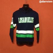 Sweater hoodie LOS ANGELES nombor series