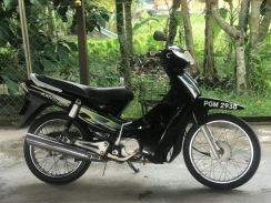 2006 Modenas Kriss Electric Starter
