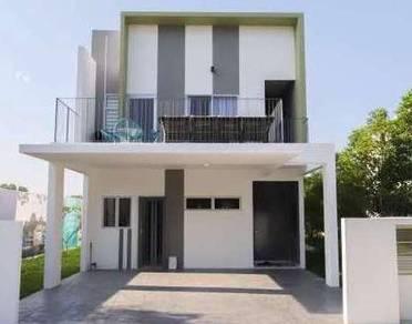 New 2 Storey Terrace House Cyberjaya