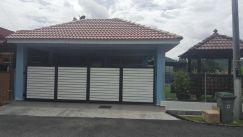 Single Storey, Semid, Fully Furnished, Move in Condition - Sikamat, N9