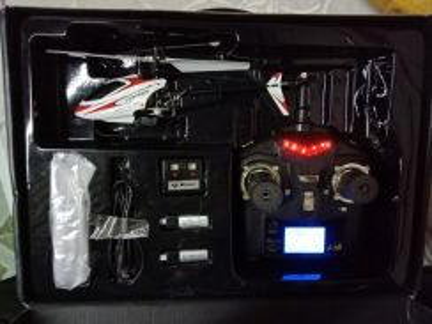Rc helikopter v911