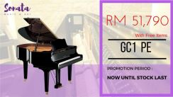 Yamaha Baby Grand Piano GC1