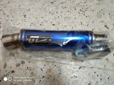 GL Exhaust / Ekzos LC135