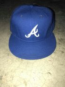 Atlanta Braves Fitted New Era 90s