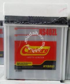 Offer new car battery ns40 ns60 ns70 bateri myvi