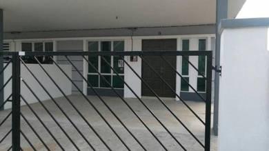New Rumah Corner Lot Single Story Taman Gau Indah