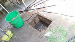 Plumber leaking roof repair waterproofing blockage