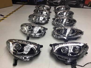 Perodua Myvi Lagi Best Head Lamp Light Bar