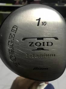 Mizuno T-Zoid Golf Driver