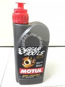 MOTUL Gear 300 LS 75W90 GL-5 LSD Gear Oil